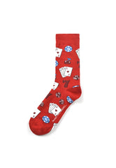 Rad Russel Men Patterned Socks- 40203
