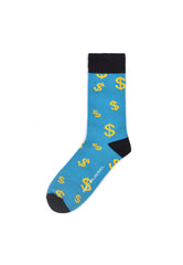 Rad Russel Men Patterned Socks- 40389