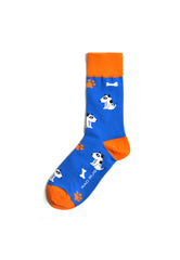 Rad Russel Men Patterned Socks- 40398