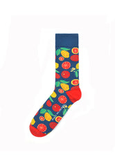 Rad Russel Men Patterned Socks- 40404