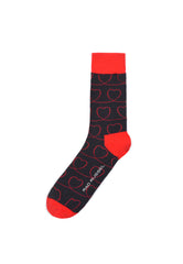 Rad Russel Men Patterned Socks- 40422