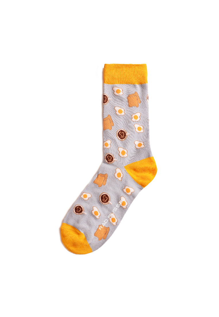 Rad Russel Ladies Patterned Socks-70302