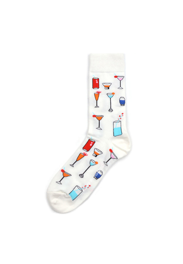 Rad Russel Ladies Patterned Socks- 70633