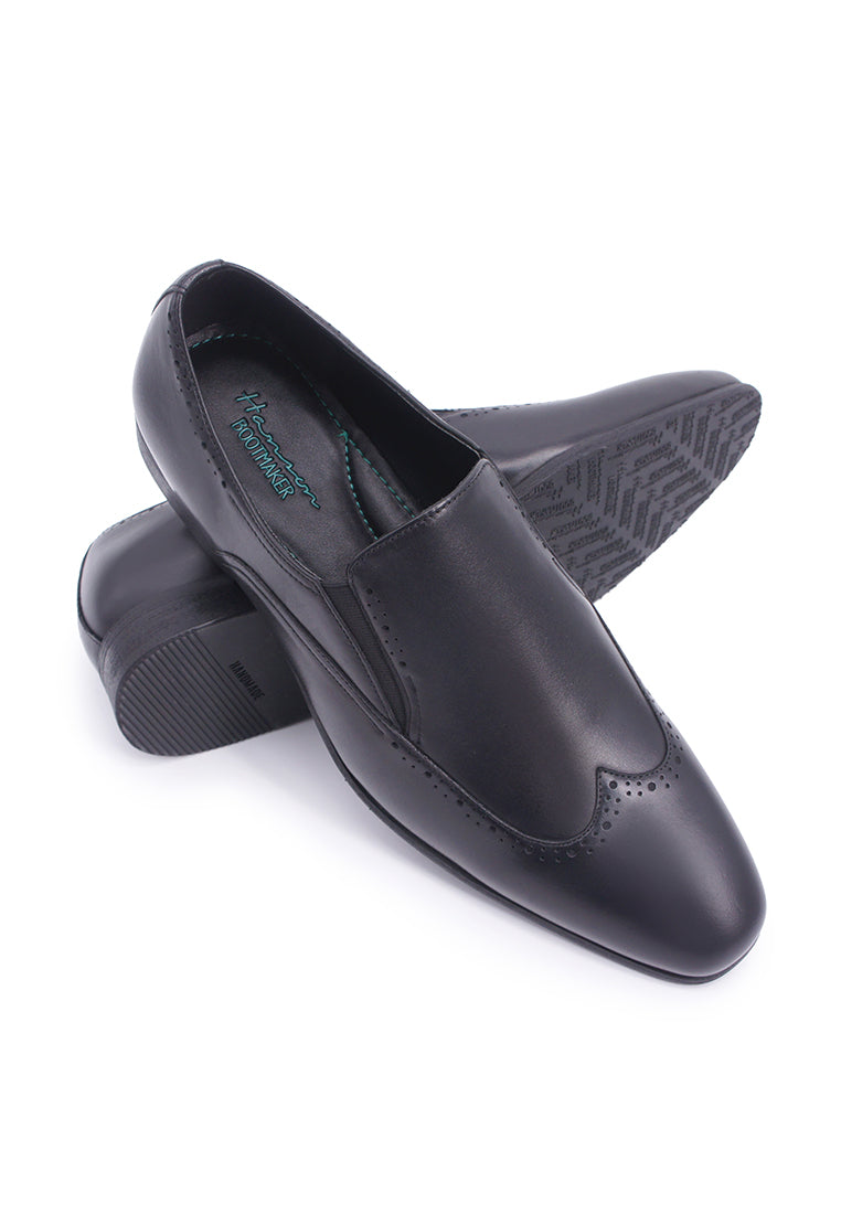 Hanson Bootmaker Slip-on - Black