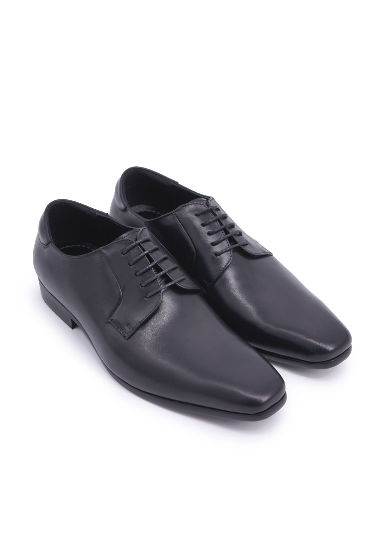 Hanson Bootmaker Lace-up Derby - Black