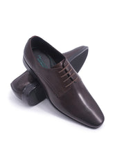Hanson Bootmaker LacEasy Derby - Brown