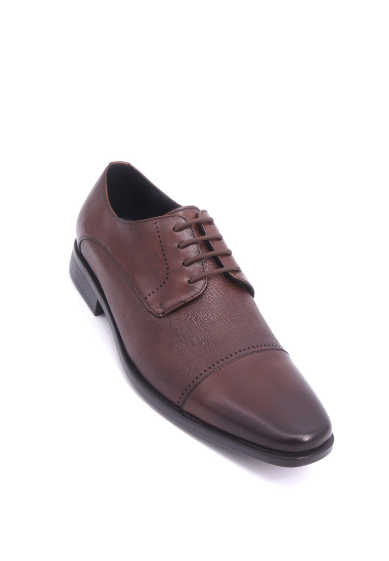 Hanson Bootmaker LacEasy Derby - Coffee