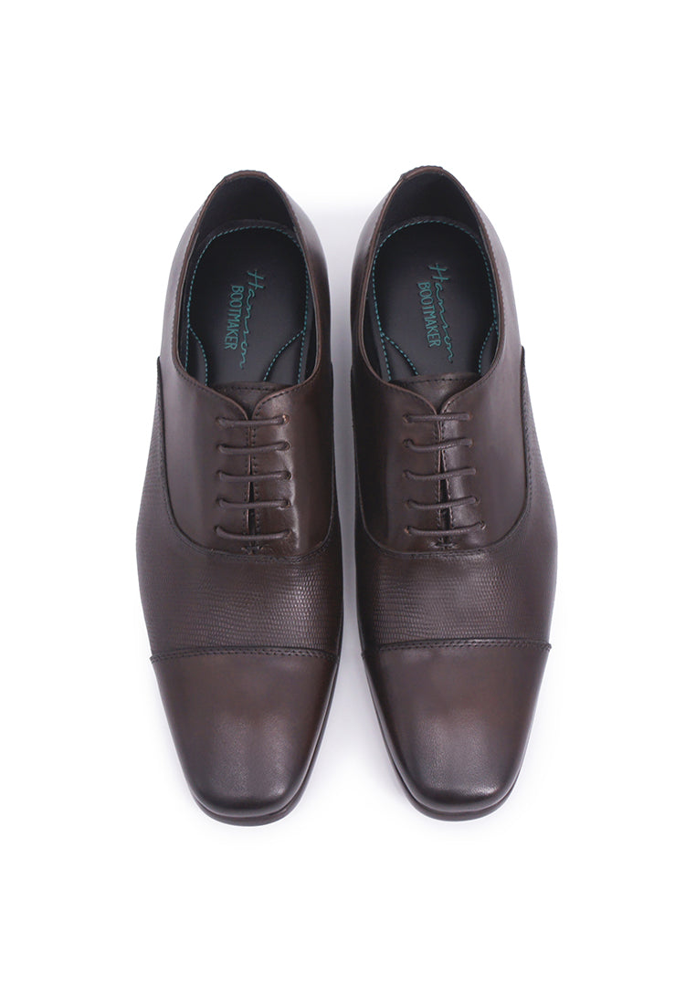 Hanson Bootmaker Lace-up Oxford - Brown