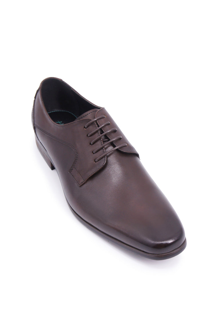 Hanson Bootmaker Lace-up Derby - Brown