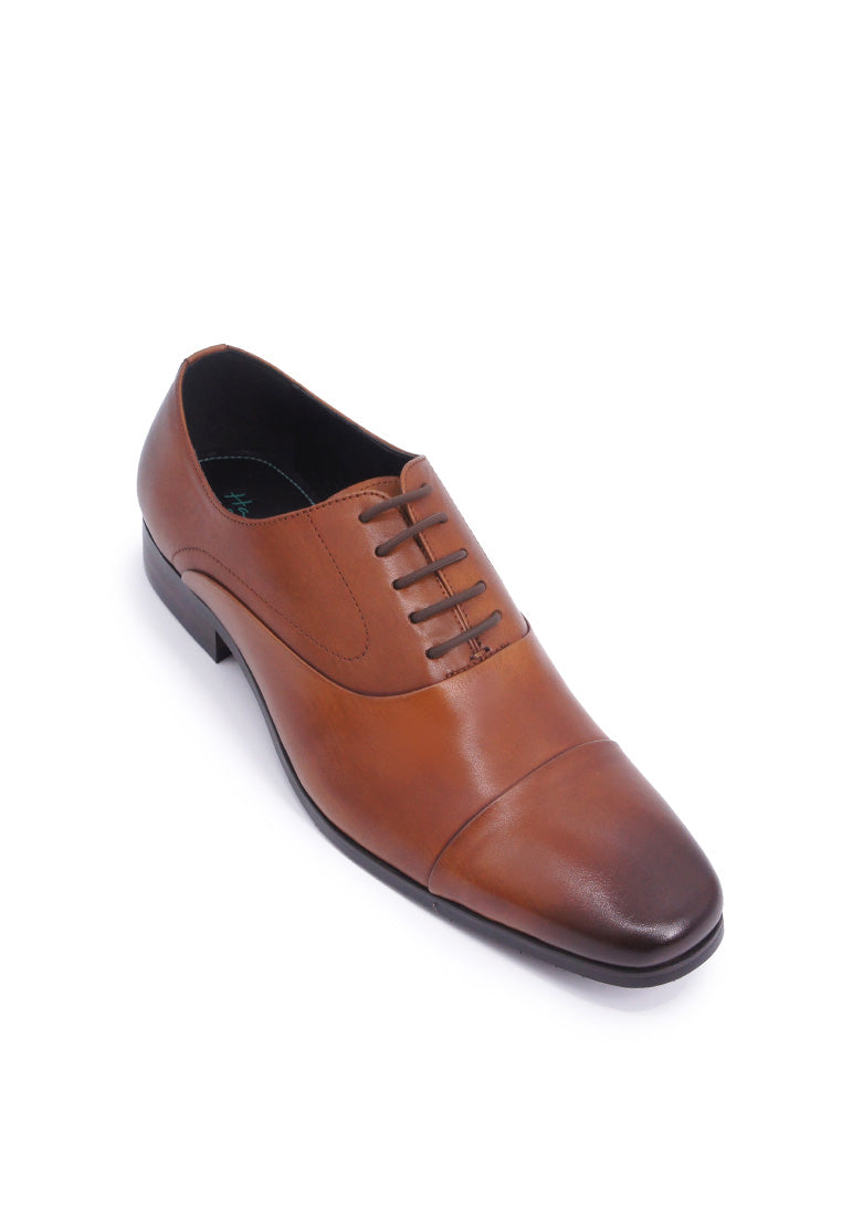 Hanson Bootmaker LacEasy Oxford - Tan
