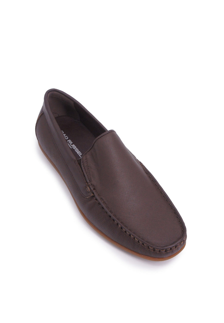 Rad Russel Moccasins-Brown