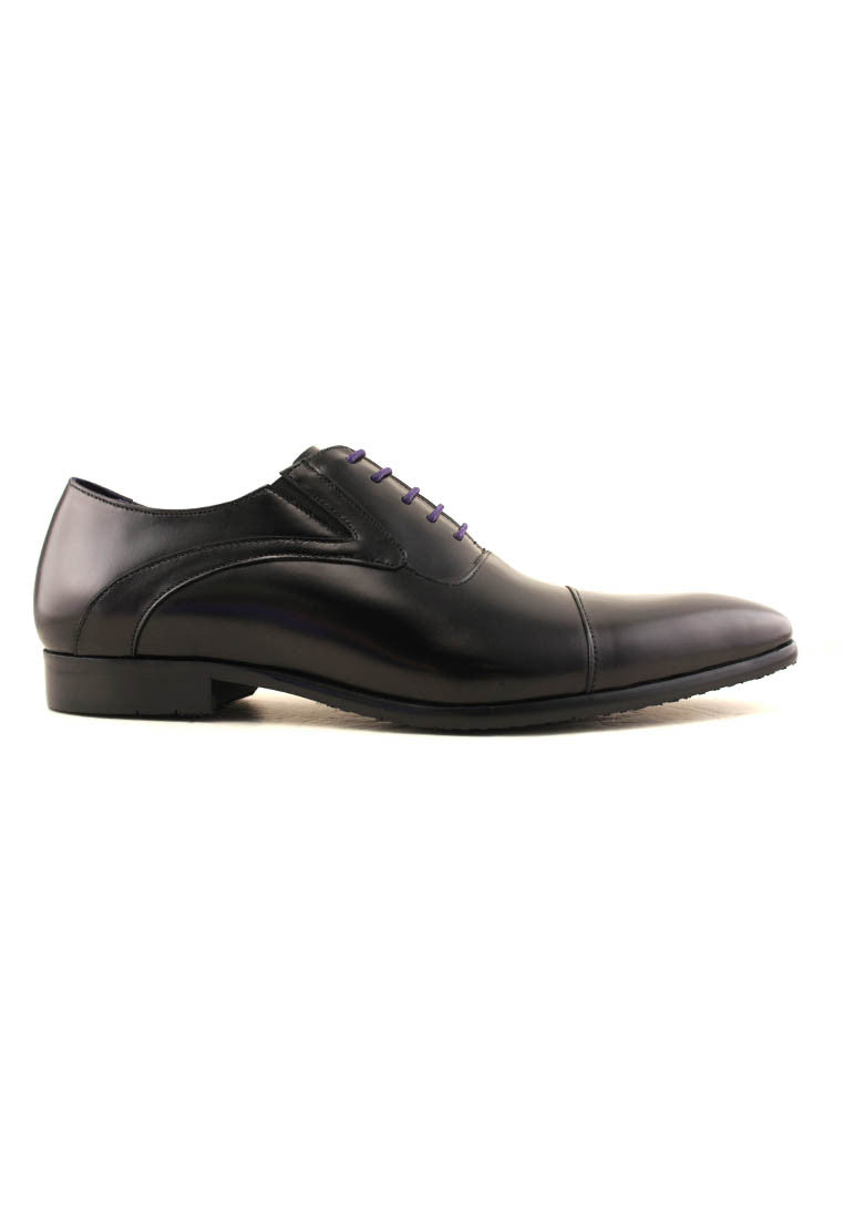 Rad Russel Lace Up oxford-Black