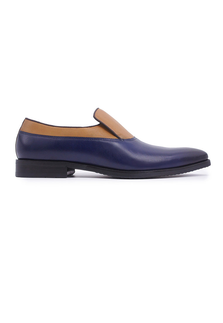 Rad Russel Two-tone Slip-on - Navy