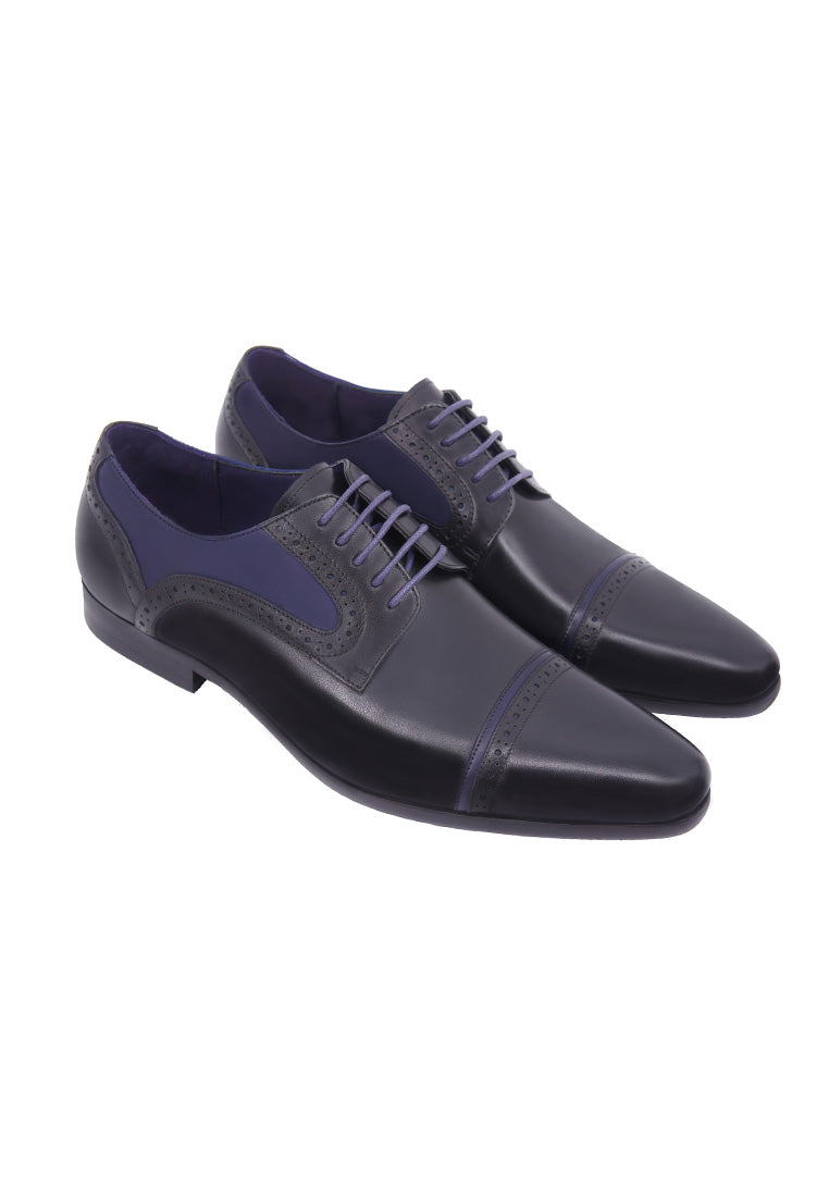 Rad Russel Two-tone Derby - Black