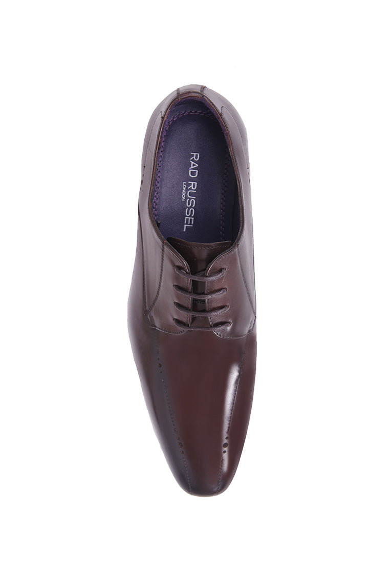 Rad Russel Lace-up Derby - Brown