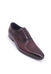 Rad Russel Lace-up Oxford - Burgundy