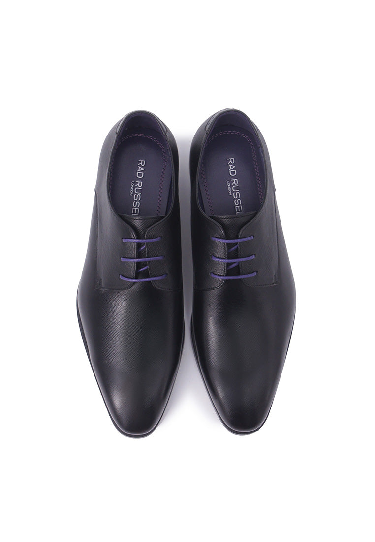 Rad Russel Lace-up Derbies - Black