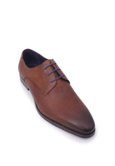 Rad Russel Lace-up Derbies - Tan