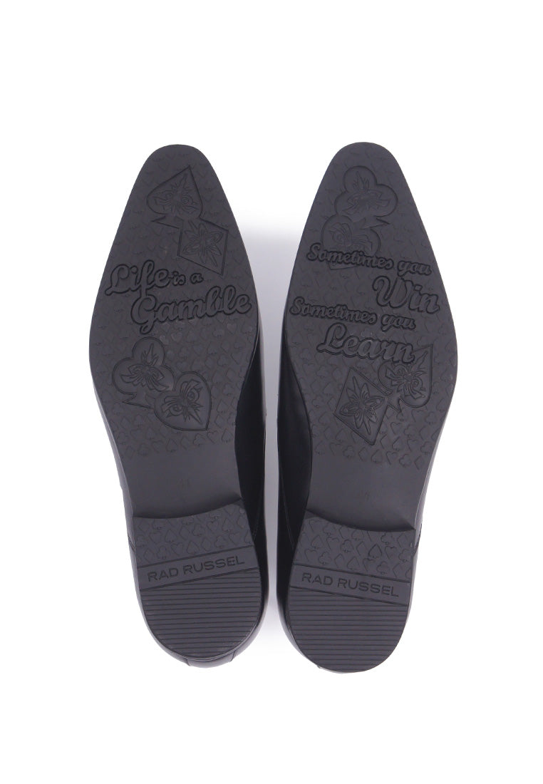 Rad Russel Slip-on - Black