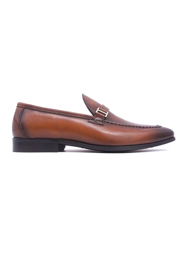 Rad Russel Penny Loafer - Brown