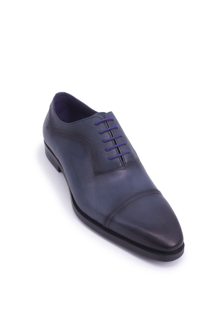 Rad Russel Lace-up Oxford - Navy