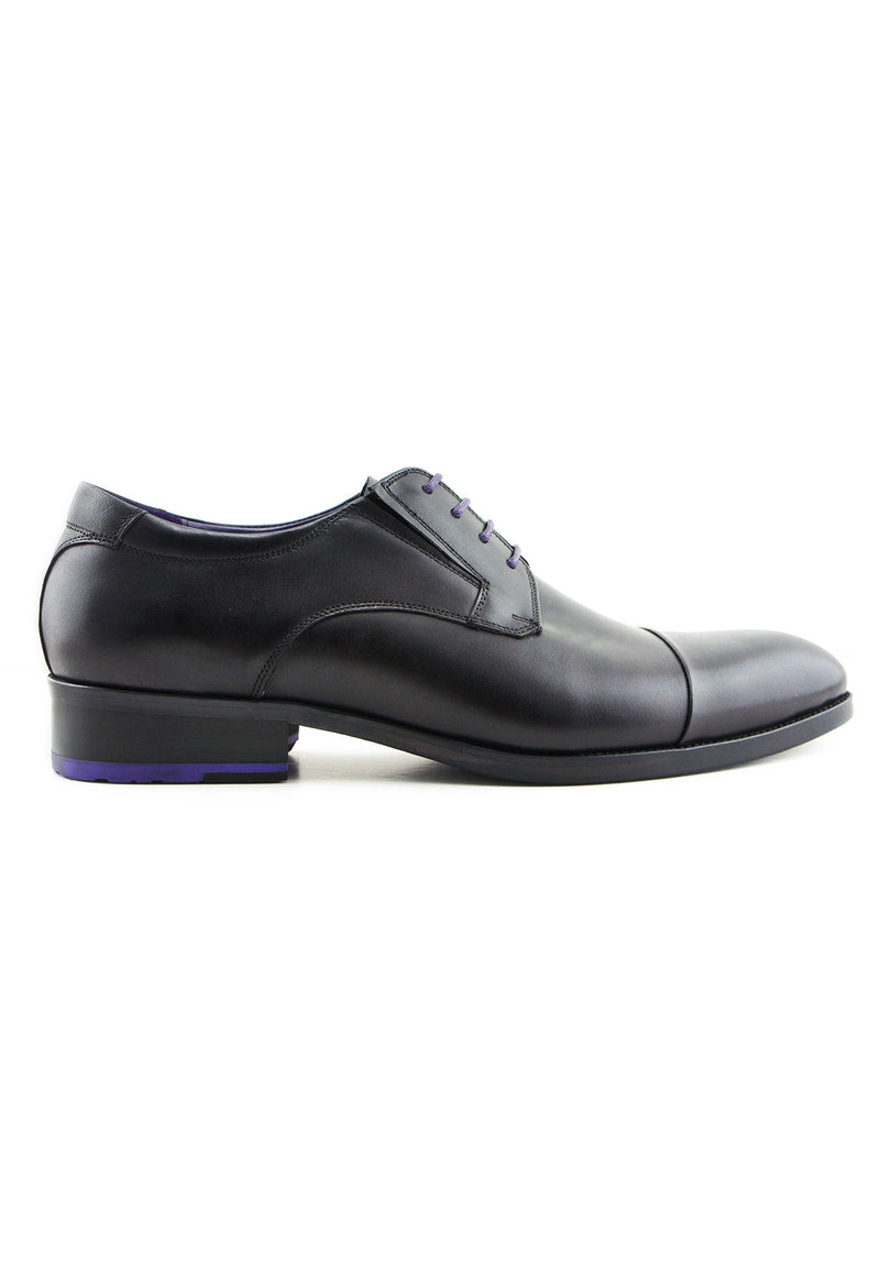 Rad Russel Lace Up Derby- Black