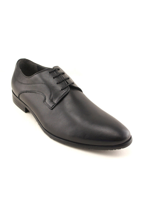 Rad Russel Lace Up Derby - Black