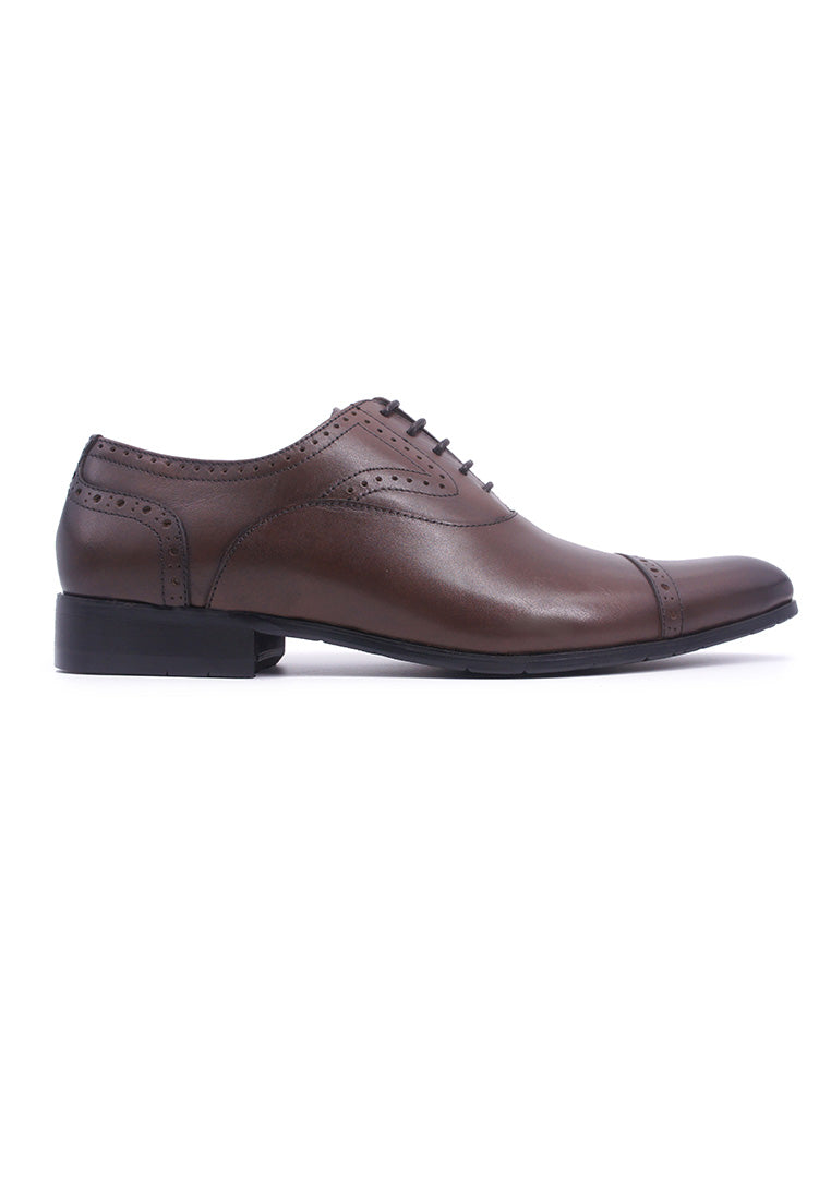 Rad Russel Lace-up Oxford - Brown