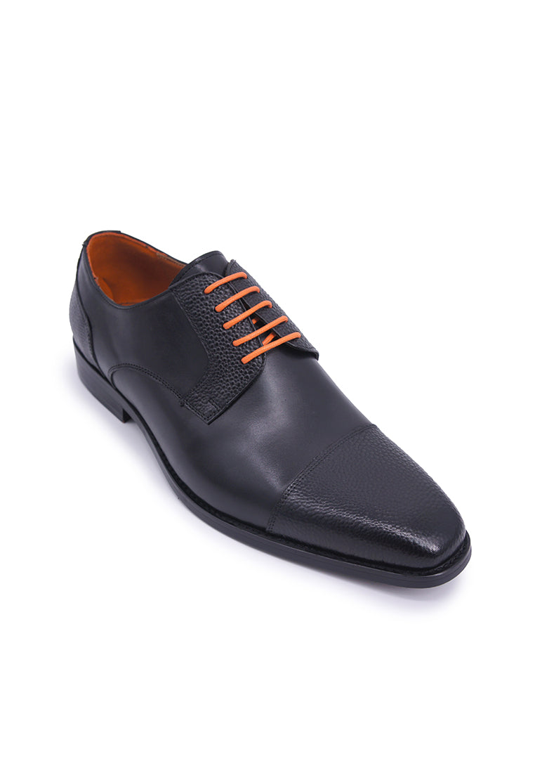 Simon Carter Lace-up Derbies - Black