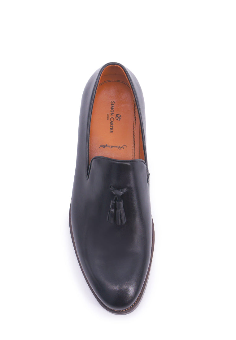 Simon Carter Loafer - Black