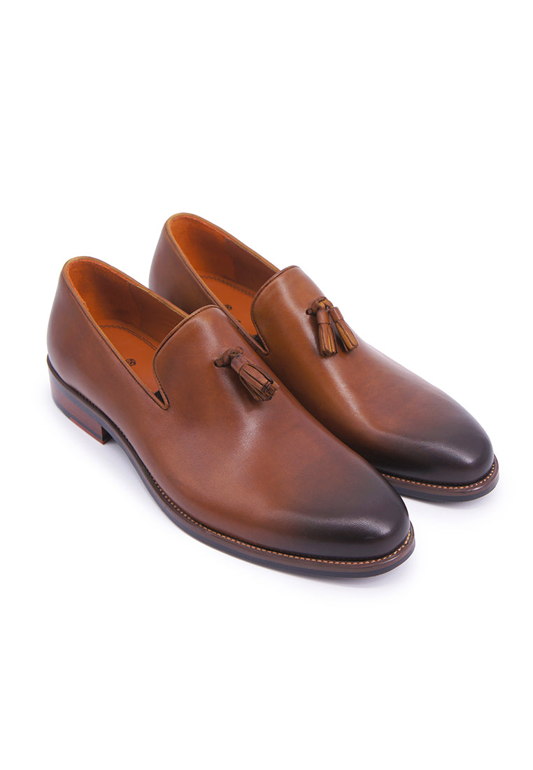 Simon Carter Loafer - Tan