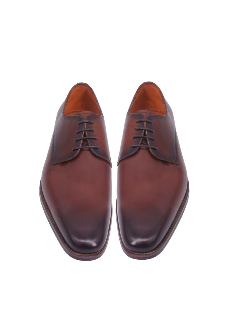 Simon Carter Lace-up Derbies - Brown