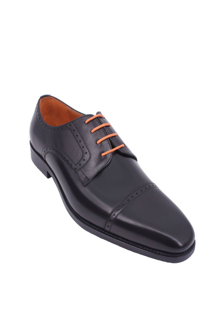 Simon Carter Lace-up Derby - Black