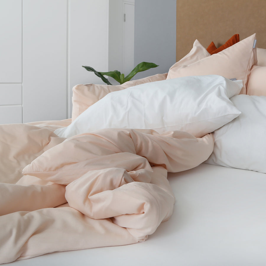 Rosewater Duvet Cover Set