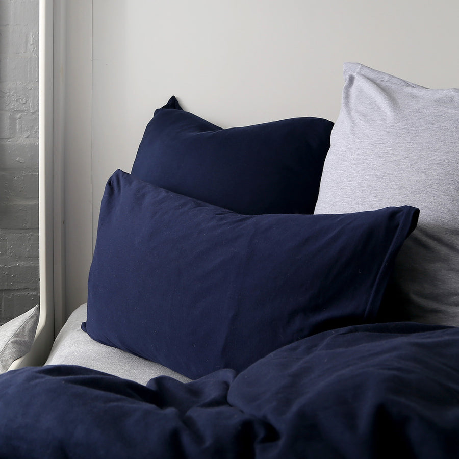 Navy Duvet Cover Set