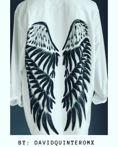 Camisa Oversize Wings