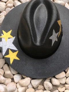 Sombrero Traveller Negro Big Star