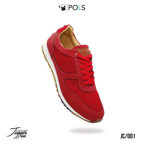 Jogger Red