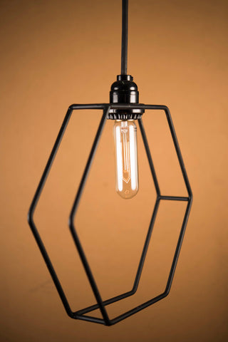 Hexagonal Part Lamp