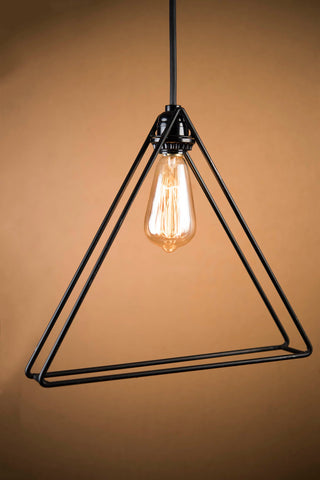 Triangle Lamp