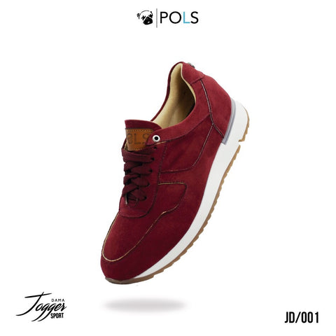 Jogger Sport Red