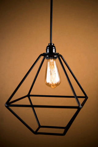 Hexagonal Lamp