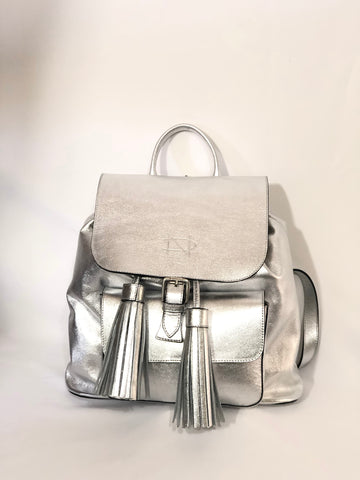 BackPack Napa Plata