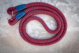 Red-Blue - Hyperion Handmade Camera Straps