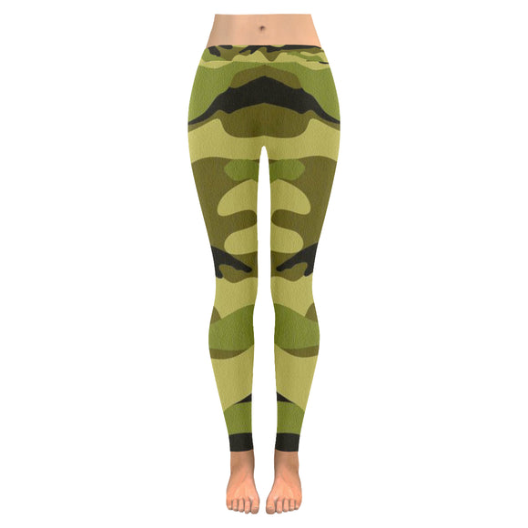 Commando All-Over Low Rise Leggings (Model L05)
