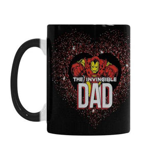 """The Invincible DAD"" Magic Mug"