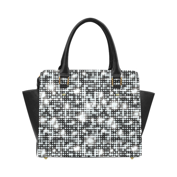 Shine Fashion Classic Shoulder Handbag (Model 1653)