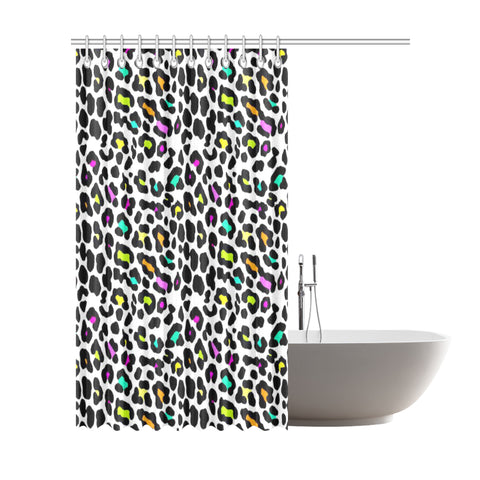 "Texture Shower Curtain 72""x84"""