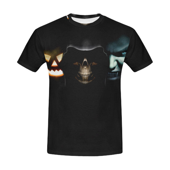 hallowen 1 Men's All Over Print T-shirt (USA Size) (Model T40)