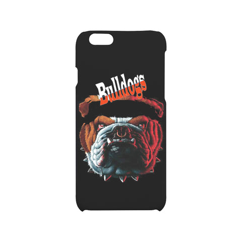 JudithV Western Bulldogs iPhone 6/6s Hard Case